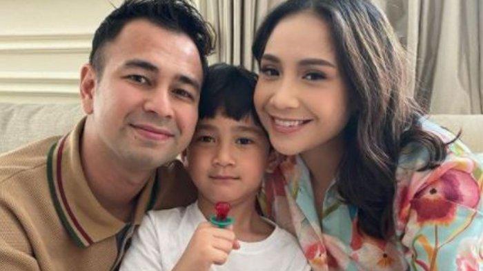 Rafathar Bocorkan Nama Calon Adiknya, Raffi Ahmad dan Nagita Slavina Syok Tahu Usulan Sang Anak