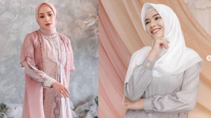 Adu Gaya Nagita Slavina Pakai Hijab Vs Seleb Lain di Ramadan 2021, Istri Raffi Ahmad Banjir Pujian