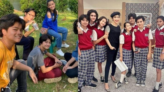10 Biodata Pemain Dari Jendela Smp Aktor Remaja Rey Bong Aqeela Calista Saskia Chadwick Jefan Halaman All Surya Malang