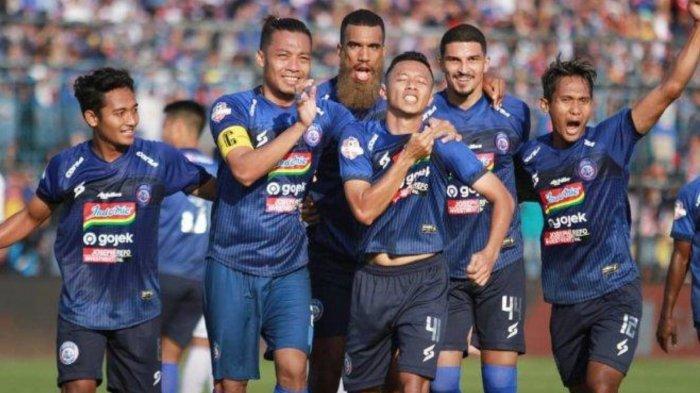 Pemain Arema FC Harus Lebih Disiplin Jika Ingin Kalahkan ...