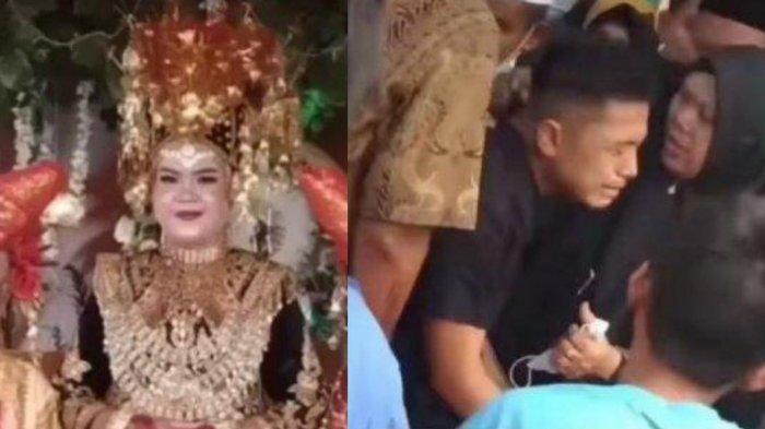 Baru Sah Menikah, Pria Ini Saksikan Istri Tewas Usai Akad Nikah, Sang Suami Nangis Sampai Pingsan