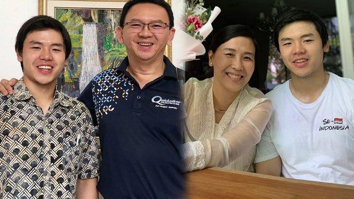 Potret Perayaan Ulang Tahun Nicholas Sean Sangat Sederhana, Lengkap dengan Veronica Tan, Ada Ahok?