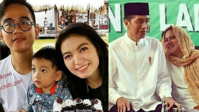 Tabiat Asli Selvi Ananda Bareng Presiden Jokowi Tersorot, Isti Gibran Rakabuming Bikin Gagal Fokus