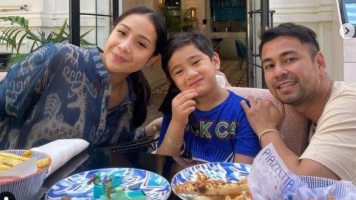 Permintaan Rafathar Untuk Bisa Jadi Temannya Buat Nagita Slavina Syok, Anak Raffi Ajukan Syarat Ini