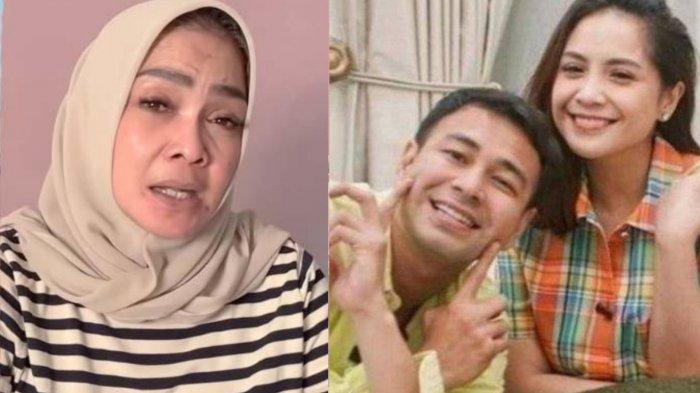 Raffi Ahmad Sering Diterpa Gosip Miring, Mama Rieta Nangis Ungkap Curhatan Nagita Slavina: Gak Kuat