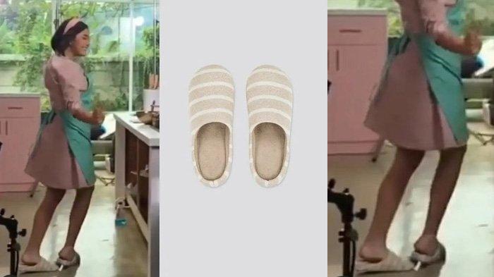 Potret Sandal Amanda Manopo kemabran dengan Glenca Chysara