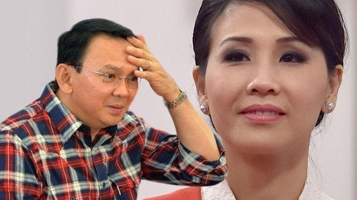 Potret Terbaru Veronica Tan Usai Dicerai Ahok 10 Bulan Lalu, Anaknya Nathania Purnama Makin Cantik