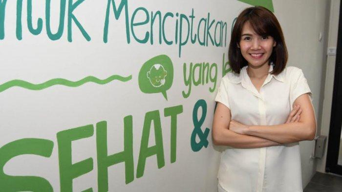 Potret Uung Victoria Finky, Dukung Ibu Menyusui