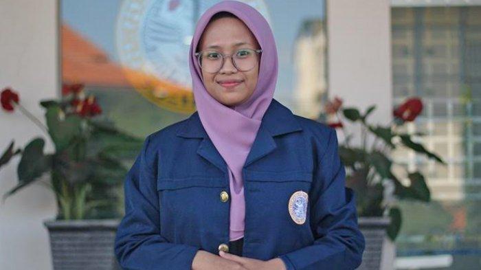 Potret Yasmin Auliya Hylmi, Siap Wakili Unair