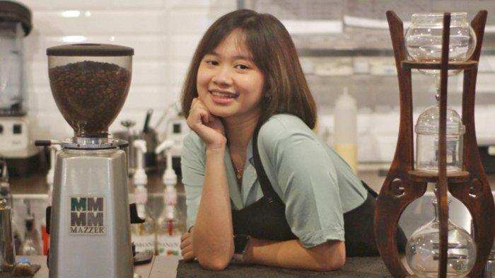 Do What Make You Happy Jadi Prinsip Yocelyn Sukma Dinoto Geluti Bisnis Kopi di Sidoarjo