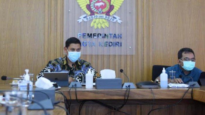 Wali Kota Kediri Abdullah Abu Bakar Instruksikan ASN Bantu Masyarakat Terdampak Pandemi Covid-19