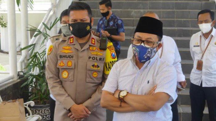 Kota Malang Masuk Kategori PPKM Level 4, Sutiaji Sebut Aturan Tetap Sama dengan PPKM Darurat