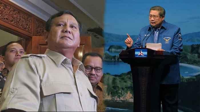 Isi Surat Perintah SBY yang Terbaru, Benarkah Minta Kadernya Mundur dari BPN Prabowo Sandi?