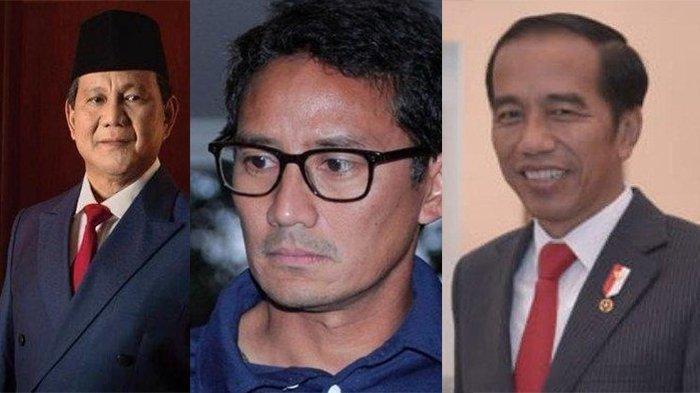 Sandiaga Uno Masuk dalam Daftar Calon Menteri Pemerintahan Jokowi Jilid 2: Bisa Dicek ke Pak Prabowo