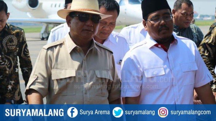 Prabowo Subianto Dipilih Jadi Calon Presiden di Pilpres 2024, Gerindra : Belum Ada Pilihan Lain