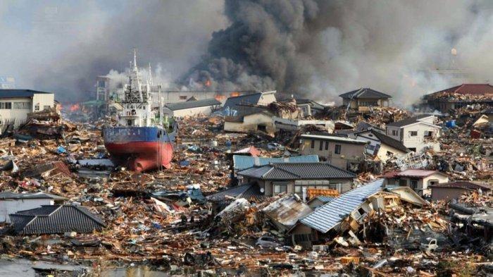 Prediksi Bencana Alam di Indonesia Tahun 2019 Oleh BNPB, Dari Gempa Bumi, Banjir, Hingga Tsunami