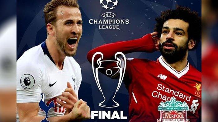 Prediksi Skor Liverpool vs Tottenham Hotspur Final Liga Champions Hingga Link Live Streaming di RCTI