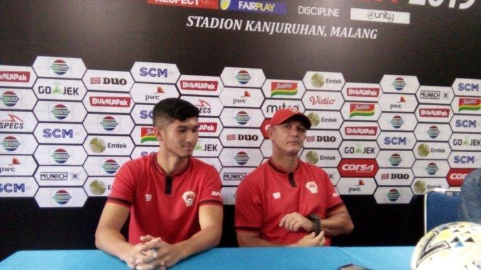 Kalteng Putra Optimis Tundukkan Arema FC, Faktor Kelelahan Singo Edan Jadi Kunci