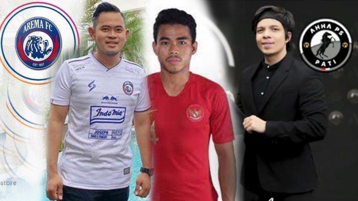 Presiden Arema FC Ditikung Teman Sendiri ? Atta Halilintar Resmi Umumkan Nurhidayat di AHHA PS Pati