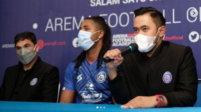 Jadwal Liga 1 2021 Tidak Jelas, Presiden Arema FC : Sepak Bola Hiburan Rakyat & Bisa Tingkatkan Imun