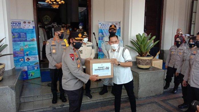 Polda Jatim Sudah Laksanakan Vaksinasi Covid-19 bagi 7538 Warga Jatim