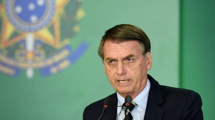 Belasan Akun Pendukung Presiden Brasil Jair Bolsonaro Dihapus Facebook dan Twitter, Ini Alasannya
