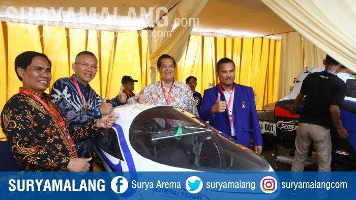Datangi KMHE di Universitas Negeri Malang, Presiden Shell Indonesia Beri Motivasi untuk Peserta Race
