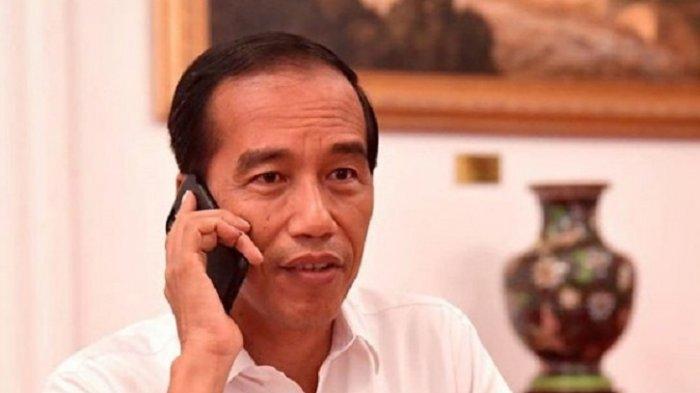 Di Tengah Pandemi Covid-19, Jokowi Sebut Perekonomian Indonesia Mulai Bangkit, Ada Banyak Investasi