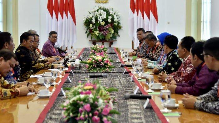Jelang Rakernas APEKSI, Presiden Jokowi Panggil Wali Kota