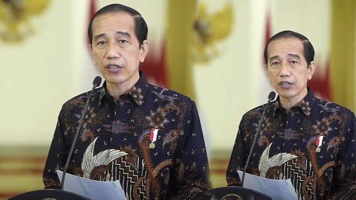 PPKM Level 4 Diperpanjang sampai 9 Agustus 2021, Presiden Jokowi Sebut 3 Fokus Penanganan Covid-19