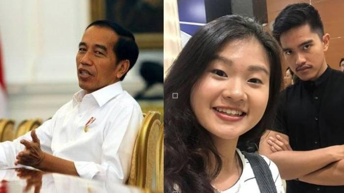 Tanggapan Istana Setelah Jokowi Dimention Ibu Felicia Tissue, Asmara Kaesang Pangarep Makin Rumit