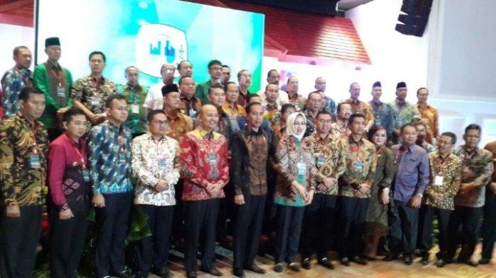 Saat Pidato di Kota Malang, Hadirin Terdiam Sepi, Jokowi Lontarkan Kalimat Guyonan Ini . . .
