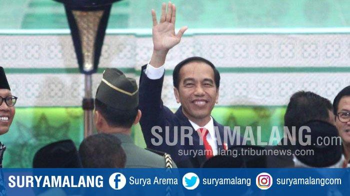 Hasil Survei Kompas : Elektabilitas Jokowi Naik, Sedangkan Elektabilitas Prabowo Turun