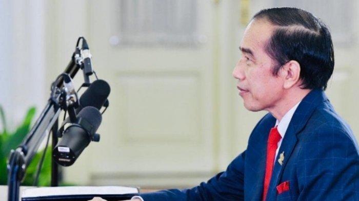 Ini Pernyataan Jokowi Sebelum Disuntik Vaksin Covid-19, Jadi Orang Indonesia Pertama yang Divaksin