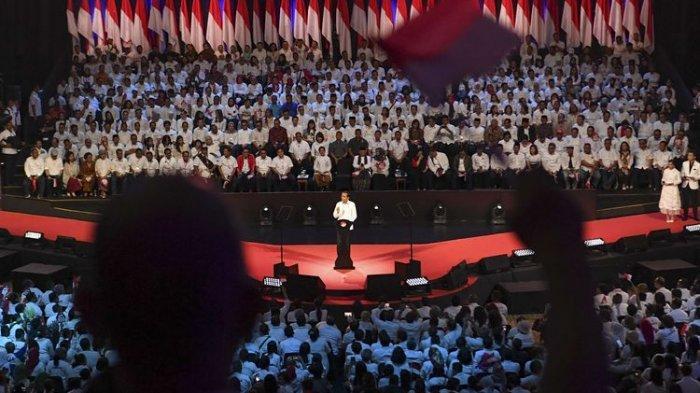 Pidato Jokowi Tidak Ada Menyinggung Soal Pemberantasan Korupsi, Ini Pembelaan dari TKN