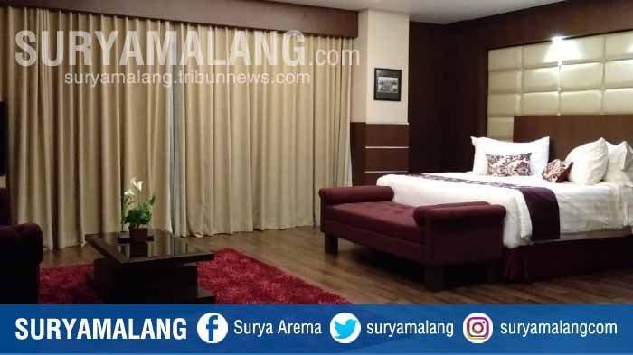 Melongok Isi Kamar Rp 20 Juta/Malam di Ijen Suites Hotel Malang yang Pernah Diinapi Presiden Jokowi