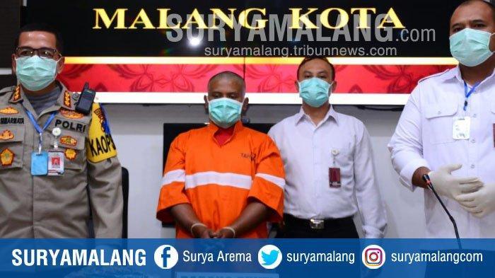 Beri Uang Rp 2.000, Pria Satu Anak Ini Perdayai Siswi TK dan Siswi SD di Kota Malang