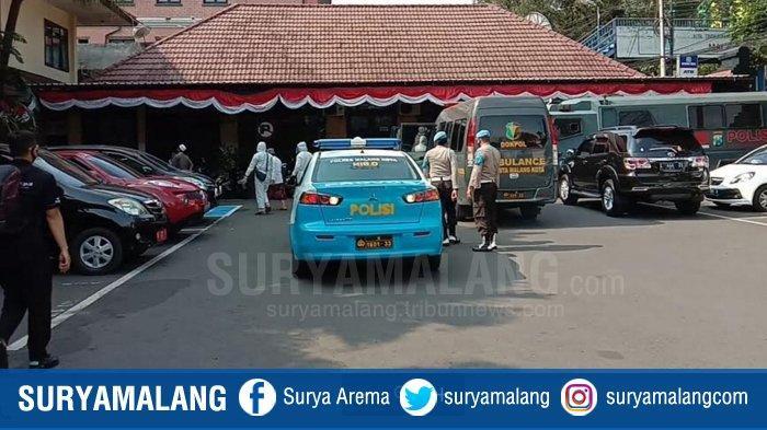 BREAKING NEWS : VIRAL Video Oknum Polisi Satresnarkoba Salah Sasaran Geledah Perwira TNI di Malang
