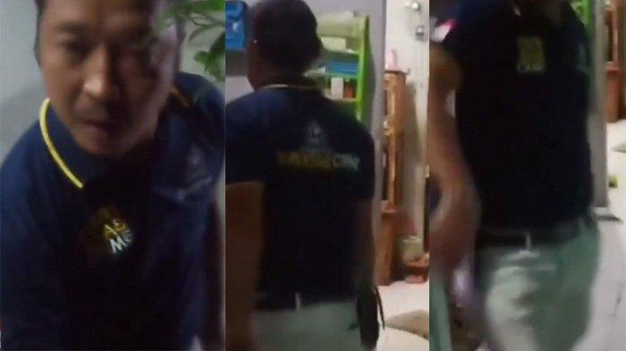 Duduk Perkara Video Viral Kurir Diancam Pedang karena Isi Paket Kosong, Pelaku Pria Diamankan Polisi
