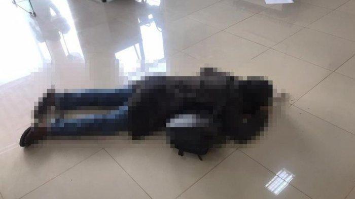 Pria Misterius Tak Terima Ditilang Lalu Bikin Onar Kantor Polisi, Nyawanya Melayang Kena Tembak
