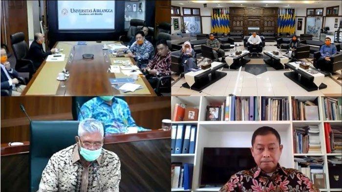 Prof Dr Mohammad Nasih Terpilih Jadi Rektor Universitas Airlangga (Unair) Surabaya Periode 2020-2025