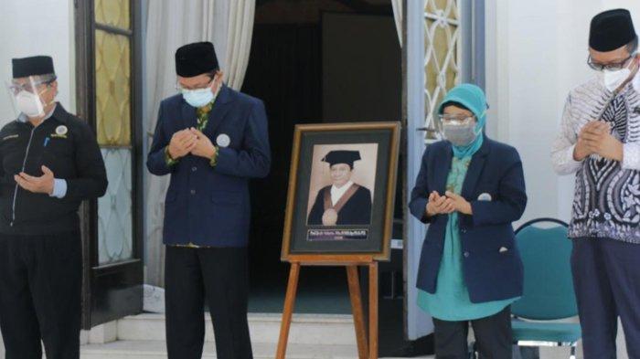 Prof Suharto, Guru Besar FK UNAIR Meninggal Dunia Karena COVID-19
