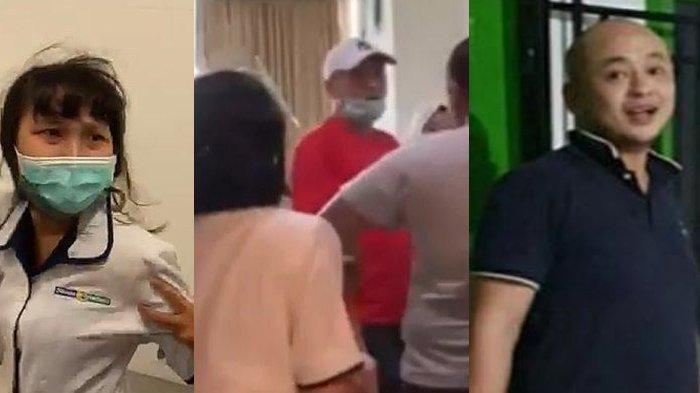 Profesi Pria Kaus Merah Pemukul Perawat di RS Siloam, Sok-sokan Ngaku Polisi Ternyata Diluar Dugaan