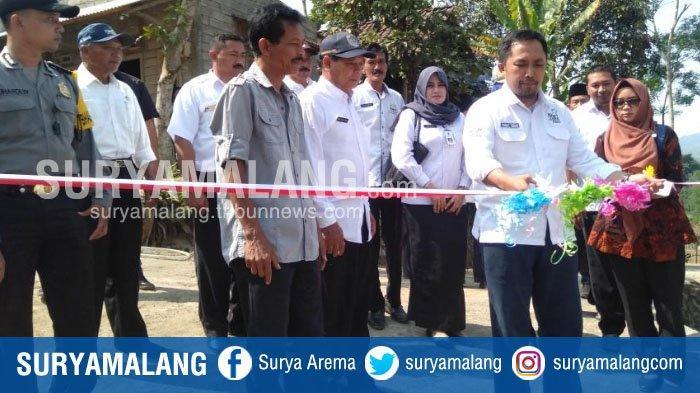 Menengok Hasil Program Padat Karya Infrastruktur di Desa Mulyorejo, Kabupaten Malang