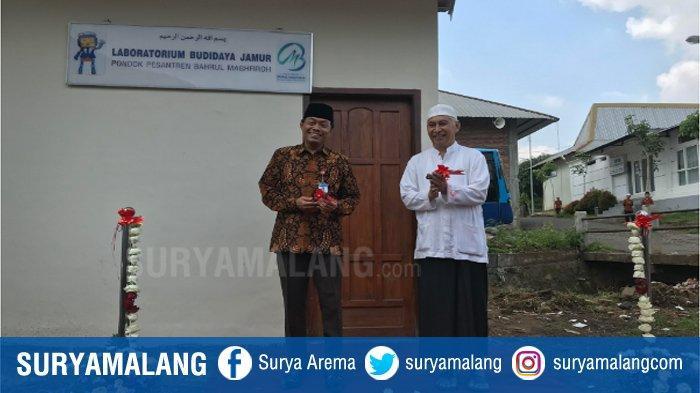 Bantuan PSBI Rumah Jamur dari Bank Indonesia Diharapkan Dapat Menopang Kehidupan Pesantren