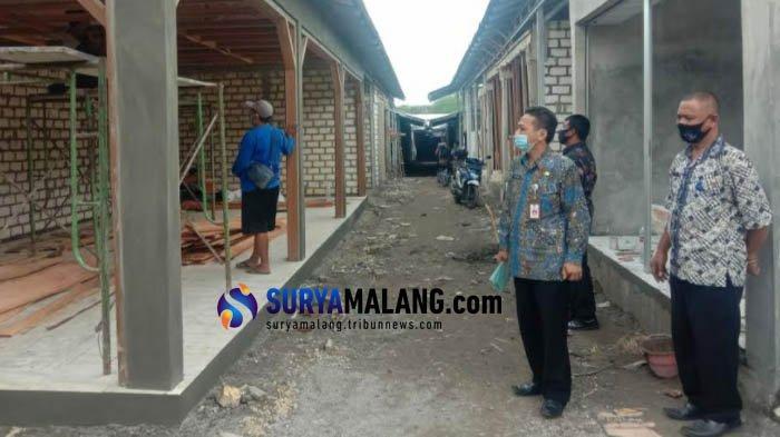 Pembangunan Pasar Baru Tuban Capai 70 Persen, Pemkab Siapkan Anggaran Rp 4 Miliar
