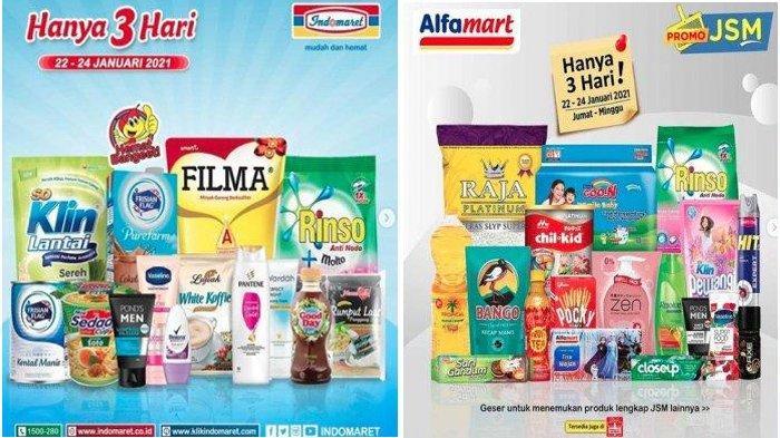 Promo JSM di Promo Indomaret dan Promo Alfamart, Dapatkan Minyak Goreng Hanya Rp 25.000