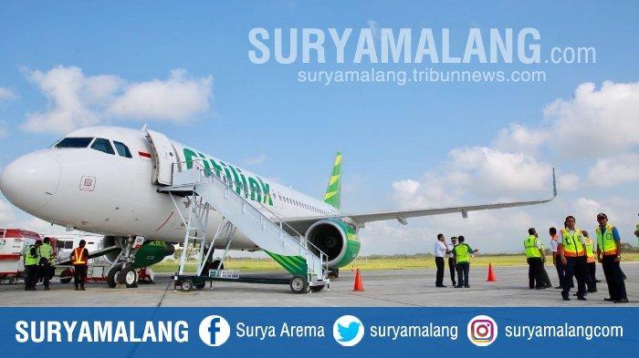 Promo Tiket Pesawat Citilink Banyuwangi-Kuala Lumpur Pergi dan Pulang Cuma Rp 500 Ribu