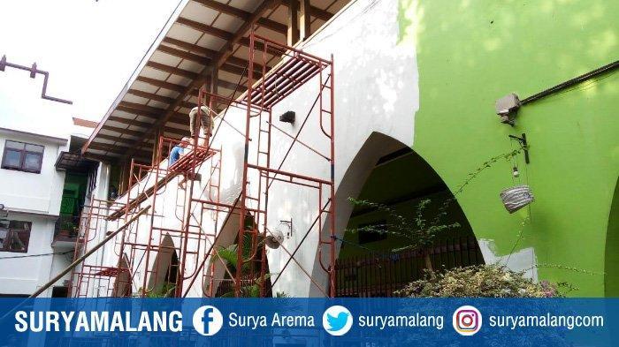 Ditetapkan sebagai Cagar Budaya, Gedung SMAN 3 Kota Malang Dikembalikan ke Nuansa Kolonial Belanda