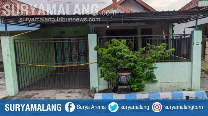 Rumah kos yang dijadikan ajang prostitusi terselubung yang melibatkan anak di bawah umur, siswi SMP dan SMA di Jalan Raya Lingkungan Kuwung RT02/RW03, Kelurahan Meri, Kecamatan Kranggan, Kota Mojokerto.